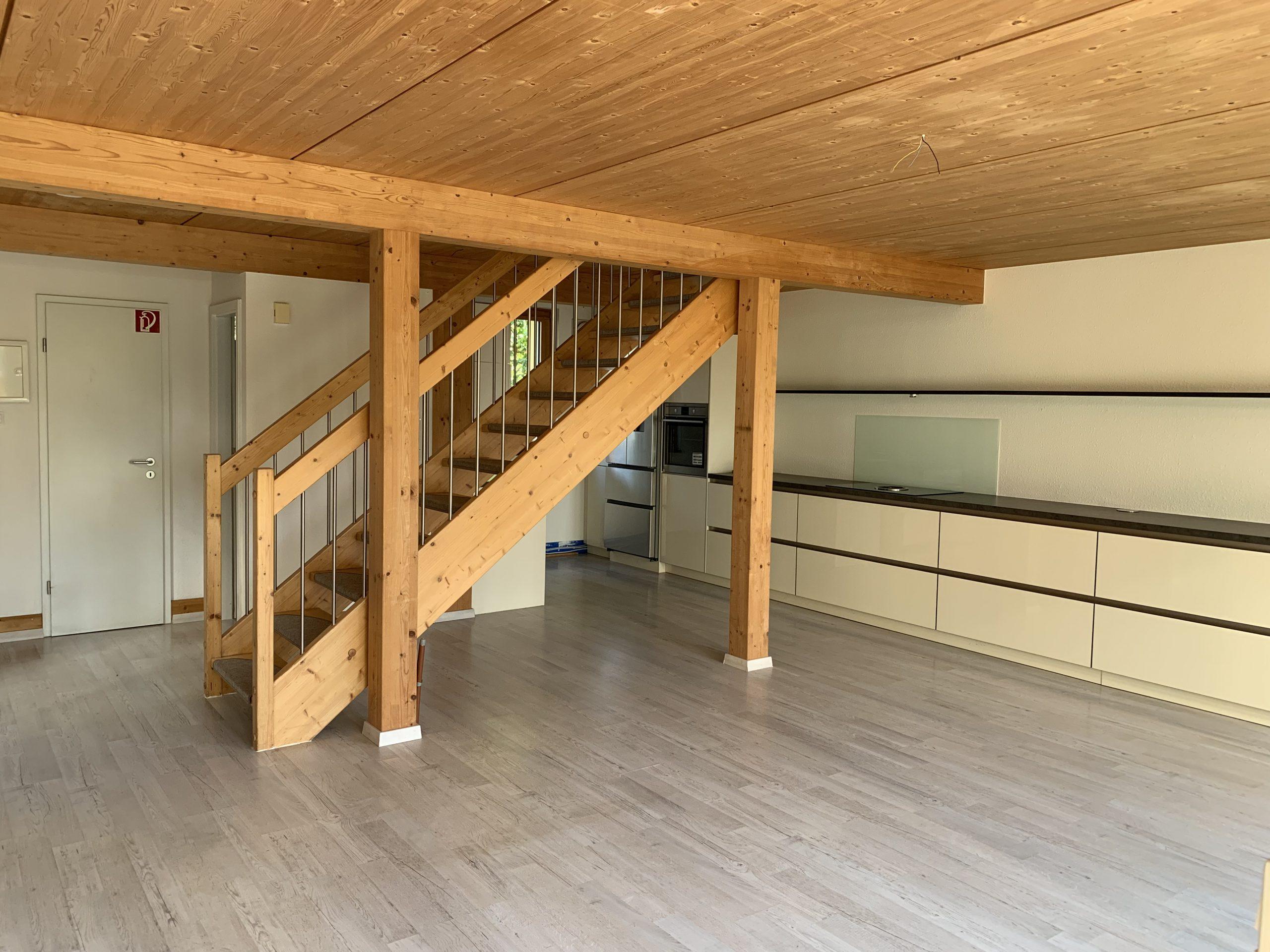 Innenansicht Erdgeschoss Immobilie Elly-Heuss-Knapp-Straße - Solarsiedlung Immobilienangebot